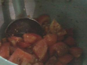 Tomato dip